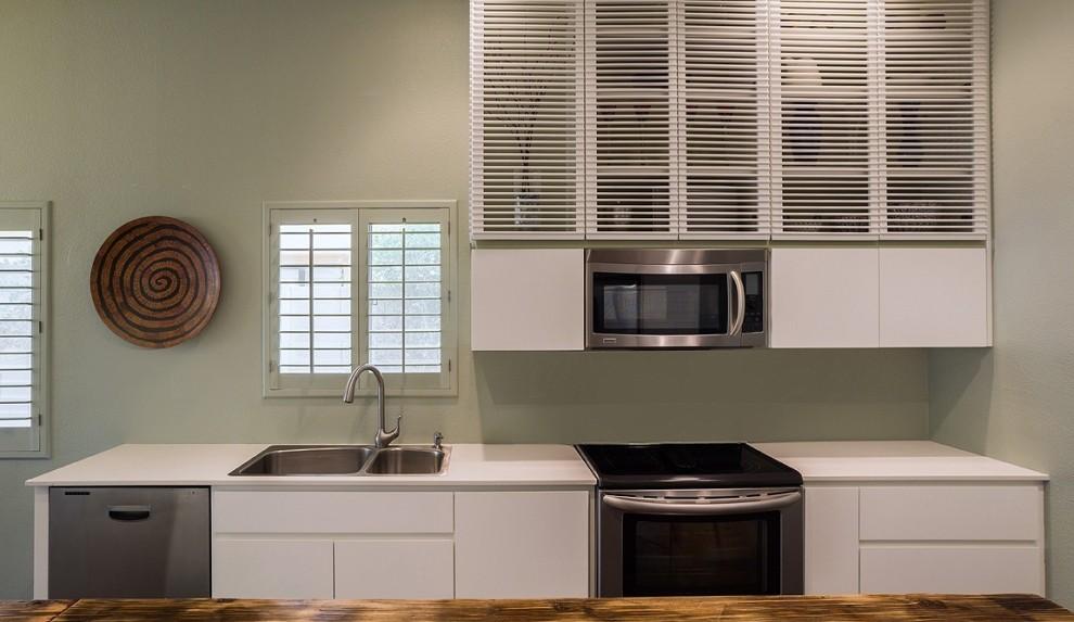 Custom Contemporary Kitchen Cabinets Phoenix Scottsdale