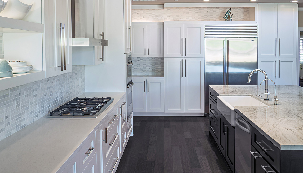 custom-designed-kitchen-cabinets by paul rene furniture and cabinetry scottsdale az