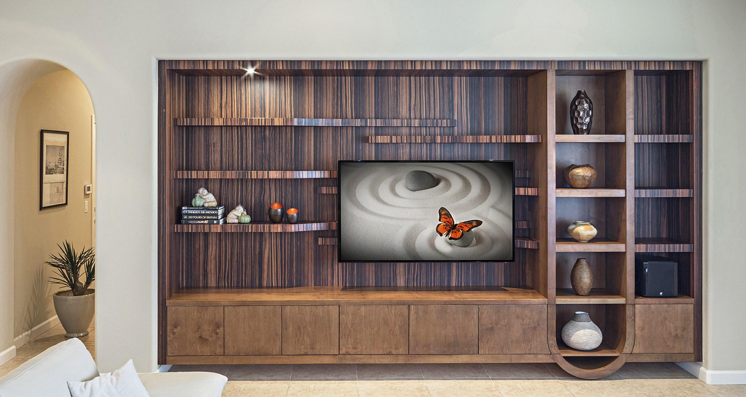 Custom Home Entertainment Centers Wall Units Media Cabinets