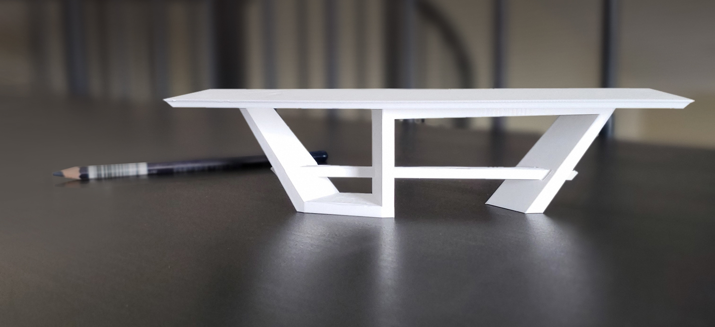 printing 3D furniture prototypes
