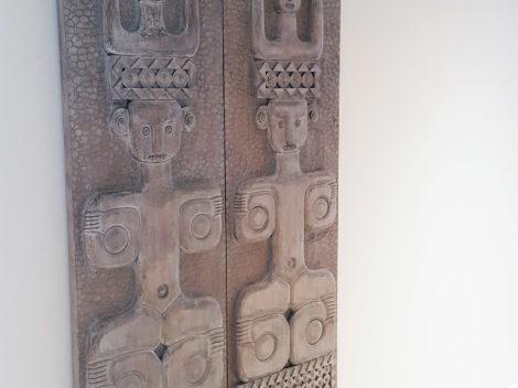 custom barn doors by paul rene furniture and cabinetry phoenix az